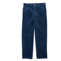 Îmbracaminte Băieți Pantalon 5 buzunare Polo Ralph Lauren TRALINA Albastru