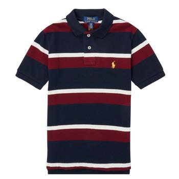 Îmbracaminte Băieți Tricou Polo mânecă scurtă Polo Ralph Lauren POLLONO Multicolor