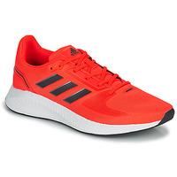 Pantofi Bărbați Trail și running adidas Performance RUNFALCON 2.0 Roșu / Negru