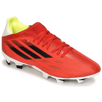 Pantofi Fotbal adidas Performance X SPEEDFLOW.3 FG Roșu