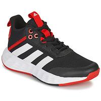 Pantofi Copii Basket adidas Performance OWNTHEGAME 2.0 K Negru / Roșu