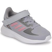 Pantofi Fete Trail și running adidas Performance RUNFALCON 2.0 I Gri / Roz