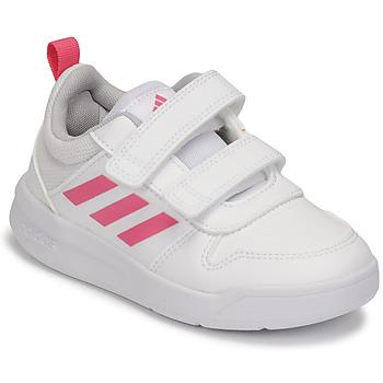 Pantofi Fete Pantofi sport Casual adidas Performance TENSAUR C Alb / Roz
