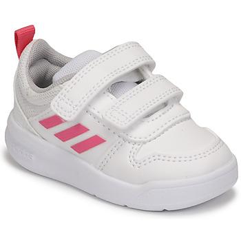 Pantofi Fete Pantofi sport Casual adidas Performance TENSAUR I Alb / Roz