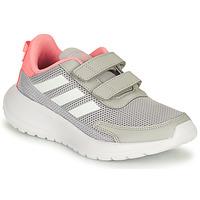 Pantofi Fete Trail și running adidas Performance TENSAUR RUN C Gri / Roz