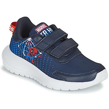 Pantofi Băieți Trail și running adidas Performance TENSAUR RUN C Albastru