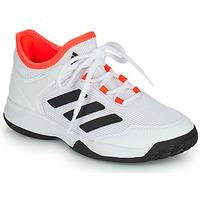 Pantofi Copii Tenis adidas Performance Ubersonic 4 k Alb / Roșu