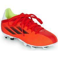 Pantofi Copii Fotbal adidas Performance X SPEEDFLOW.3 FG J Roșu