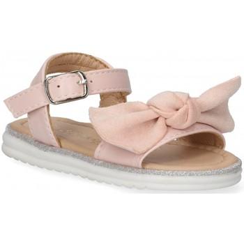 Pantofi Fete Sandale  Bubble 54799 roz