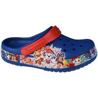 Pantofi Copii Saboti Crocs Fun Lab Paw Patrol Bleu
