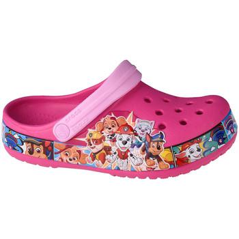 Pantofi Copii Saboti Crocs Fun Lab Paw Patrol Rose