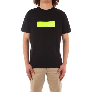 Îmbracaminte Bărbați Tricouri mânecă scurtă Refrigiwear JE9101-T27300 BLACK