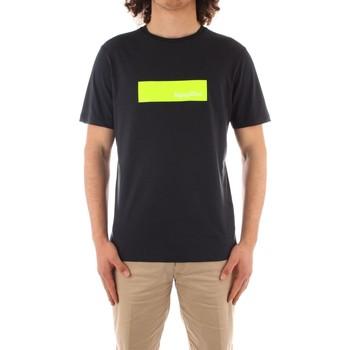 Îmbracaminte Bărbați Tricouri mânecă scurtă Refrigiwear JE9101-T27300 BLUE