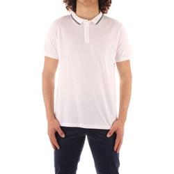 Îmbracaminte Bărbați Tricou Polo mânecă scurtă Trussardi 52T00501 1T003602 WHITE