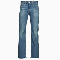 Îmbracaminte Bărbați Jeans bootcut Levi's 527 SLIM BOOT CUT Albastru