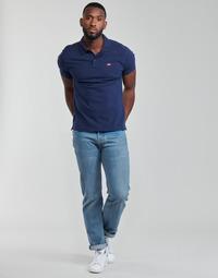 Îmbracaminte Bărbați Jeans drepti Levi's 501 LEVI'S ORIGINAL Albastru
