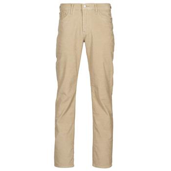 Îmbracaminte Bărbați Pantalon 5 buzunare Levi's 512 SLIM Bej