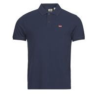 Îmbracaminte Bărbați Tricou Polo mânecă scurtă Levi's NEW LEVIS HM POLO Albastru