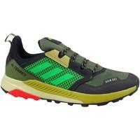 Pantofi Copii Trail și running adidas Originals Terrex Trailmaker Verde