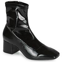 Pantofi Femei Botine Les Tropéziennes par M Belarbi DANIELA Negru
