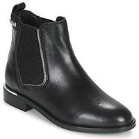 Pantofi Femei Ghete Les Tropéziennes par M Belarbi MYLA Negru / Argintiu