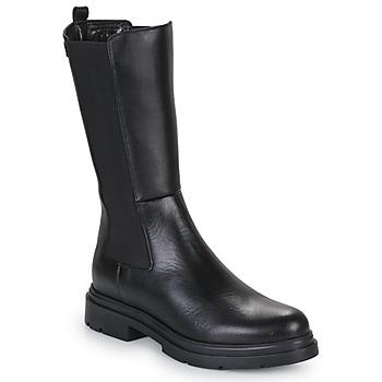Pantofi Femei Ghete Les Tropéziennes par M Belarbi SADDIE Negru