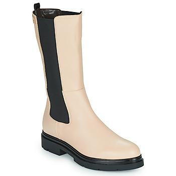 Pantofi Femei Ghete Les Tropéziennes par M Belarbi SADDIE Bej / Negru