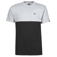 Îmbracaminte Bărbați Tricouri mânecă scurtă Vans COLORBLOCK TEE Gri / Negru