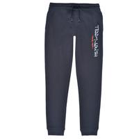 Îmbracaminte Băieți Pantaloni de trening Teddy Smith P-JOG 2 Albastru