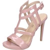 Pantofi Femei Sandale  Brigitte Sandale BJ966 Roz