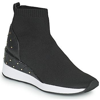 Pantofi Femei Pantofi sport stil gheata MICHAEL Michael Kors SKYLE Negru