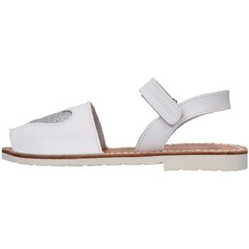 Pantofi Fete Sandale  Balducci BALE1906 WHITE