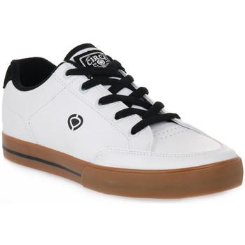 Pantofi Bărbați Pantofi sport Casual C1rca AL 50 SLIM WHITE Bianco