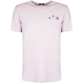 Îmbracaminte Bărbați Tricouri mânecă scurtă Antony Morato  violet