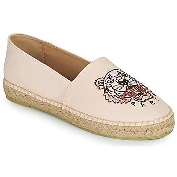 Pantofi Femei Espadrile Kenzo ESPADRILLES CLASSIC TIGER Roz / Nude