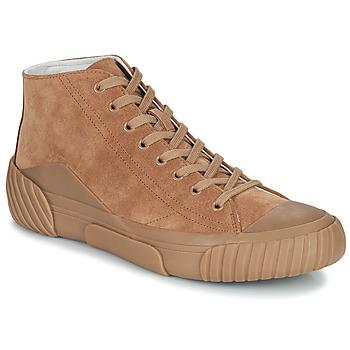 Pantofi Bărbați Pantofi sport stil gheata Kenzo TIGER CREST HIGH TOP SNEAKERS Camel