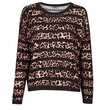 Îmbracaminte Femei Pulovere Liu Jo WF1538 Leopard