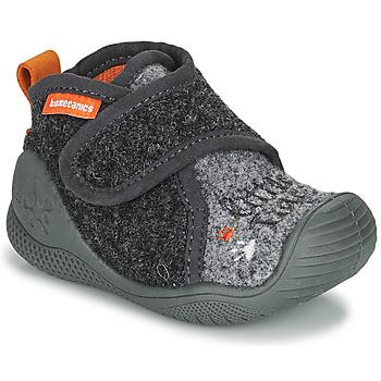Pantofi Băieți Papuci de casă Biomecanics BIOHOME Gri