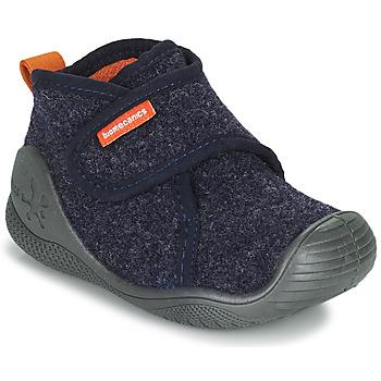 Pantofi Copii Papuci de casă Biomecanics BIOHOME Albastru