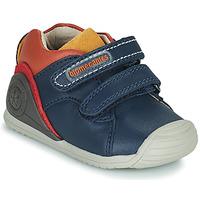 Pantofi Băieți Pantofi sport Casual Biomecanics BIOGATEO CASUAL Albastru