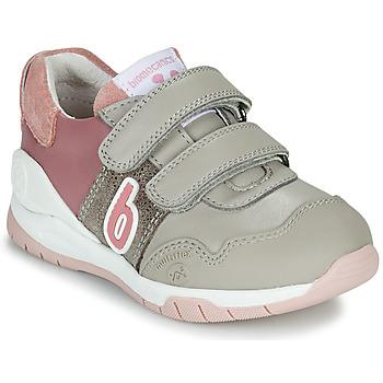 Pantofi Fete Pantofi sport Casual Biomecanics BIOEVOLUTION SPORT Gri / Roz