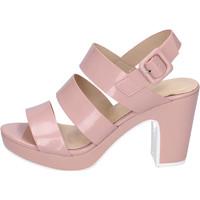 Pantofi Femei Sandale  Brigitte Sandale BJ971 Roz