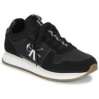 Pantofi Femei Pantofi sport Casual Calvin Klein Jeans RUNNER LACEUP Negru