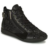 Pantofi Femei Pantofi sport stil gheata Pataugas PALME Negru / Glitter