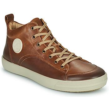 Pantofi Bărbați Pantofi sport stil gheata Pataugas CARLO Castaniu