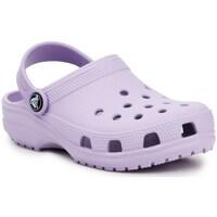 Pantofi Copii Saboti Crocs Classic Clog K Violete