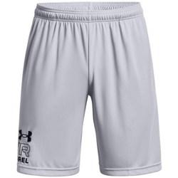 Îmbracaminte Bărbați Pantaloni trei sferturi Under Armour Tech Graphic WM Shorts Gri