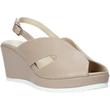 Pantofi Femei Sandale  Esther Collezioni ZB 115 Bej