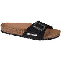 Pantofi Femei Papuci de vară Geographical Norway Sandalias Bios Pala Hebilla Noir