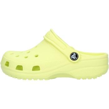 Pantofi Băieți Saboti Crocs 204536 Lime green